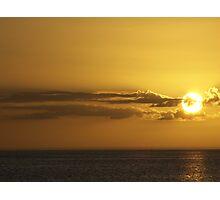Mystic Rays Photographic Print