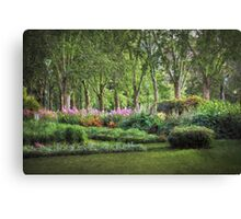 Secret Garden (ED) Canvas Print