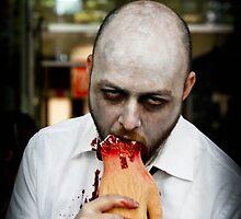 hunger to kill. by Simon Penrose