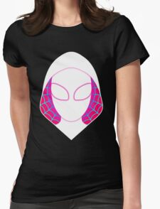 Arachnid Lass Womens Fitted T-Shirt