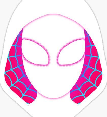 Arachnid Lass Sticker