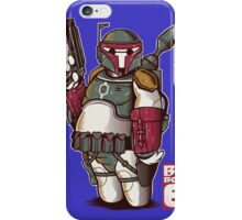 BIG BOBA 6 iPhone Case/Skin