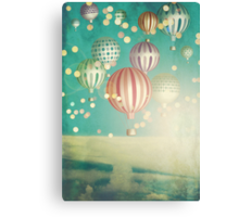 There's magic in the air (Christmas Time) Canvas Print