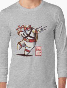 BIG NINJA 6 Long Sleeve T-Shirt