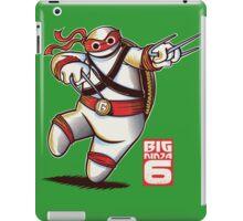 BIG NINJA 6 iPad Case/Skin