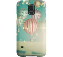 There's magic in the air (Christmas Time) Samsung Galaxy Case/Skin