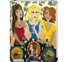THE GIRLS CELEBRATE! iPad Case/Skin
