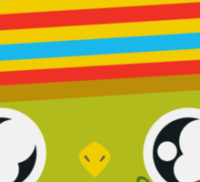 Som-birdo Sticker