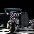 Black Hot Rod by Jo-PinX