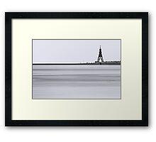 Wadden Sea Framed Print