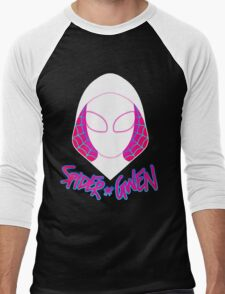 Arachnid Lass Men's Baseball ¾ T-Shirt