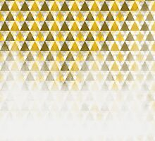 Triangular brushed pattern #6 by francescoberger