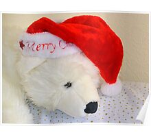Bear y Merry Christmas to you ....... Poster