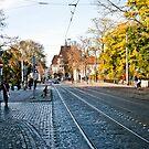 Street - Viertel (Ostertorsteinweg) by A.David Holloway
