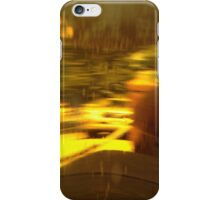 Yellow Zig Zag iPhone Case/Skin