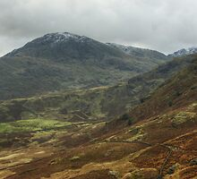 The Wetherlam Series ~ Above Wrynose by VoluntaryRanger