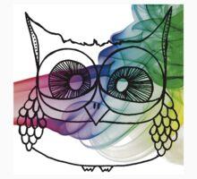 Jig's Owl Kids Tee