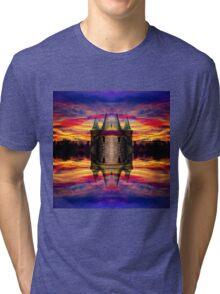 Rocket castle Tri-blend T-Shirt