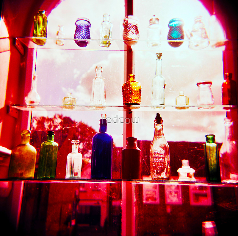 Holga bottles by redcow