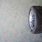 tyre on carpet by TheLazyAussie
