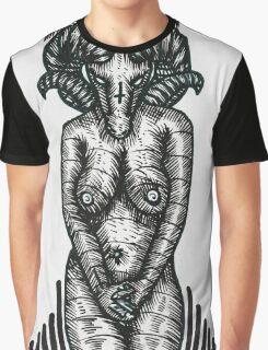 EVIL WINS Graphic T-Shirt