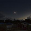 Cairns Total Solar Eclipse 14-11-2012 by Chris Cohen