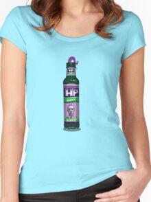 H P Sauce Women's Fitted Scoop T-Shirt