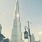 Burj Khalifa Tower II  by sylvianik