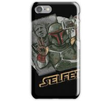 SELFETT iPhone Case/Skin