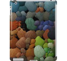 Colored Pebbles iPad Cover iPad Case/Skin