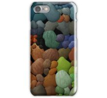 Colored Pebbles iPhone Cover iPhone Case/Skin