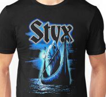 Styx Rock Band Ferryman GUNAHAD01 Unisex T-Shirt