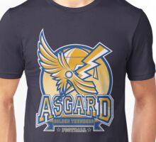 ASGARD GOLDEN THUNDERS FOOTBALL Unisex T-Shirt