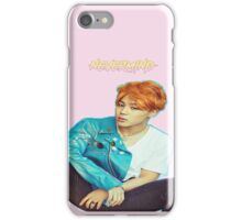nevermind jimin iPhone Case/Skin