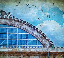 Old deposit detail by Silvia Ganora