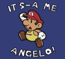 Angelo Mario by MrBroadway