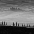 From Pienza by Wonderful Tuscany Landscapes