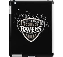 Westeros Ravens iPad Case/Skin