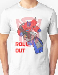 Optimus Prime - Roll Out T-Shirt