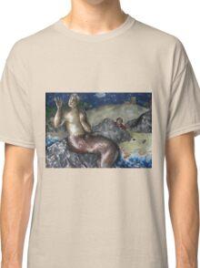 Singing merman Classic T-Shirt
