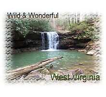 Wild & Wonderful Waterfall Photographic Print