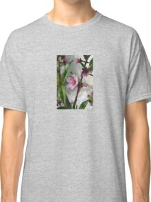 Pink Peach Blossom Classic T-Shirt