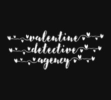 Valentine Detective Agency by SallyDiamonds