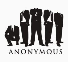 Anonymous Band by Thomas Jarry