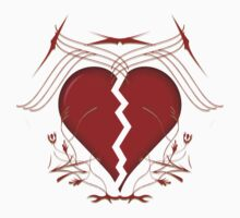 Broken Heart & Tribal Graphics by bradyarnold