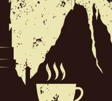 MORDOR COFFEE SHOP Sticker