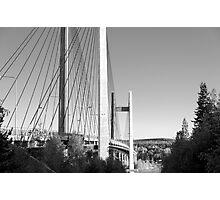 Bridge of Kärkinen 01 Photographic Print
