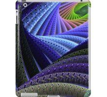 Purple Twister ipad case iPad Case/Skin