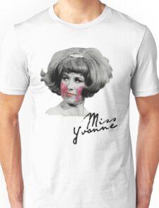 Miss Yvonne Unisex T-Shirt