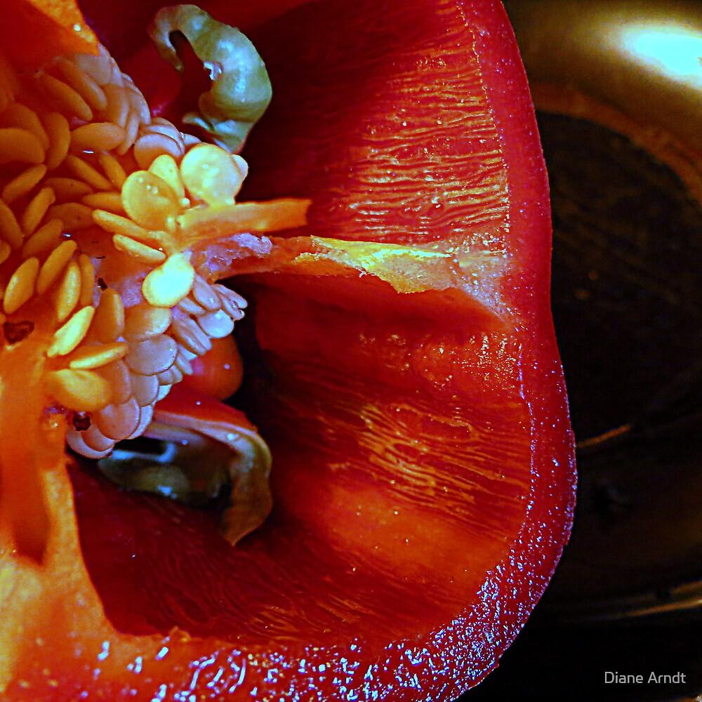 Juicy Red by Diane Arndt